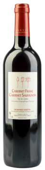"""IGP Val de Loire """"Cabernet Franc - Cabernet Sauvignon"""""""